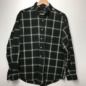 Vintage 90s Nautica Plaid Shirt